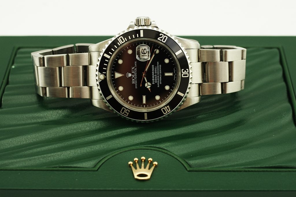 Rolex Submariner with Box
