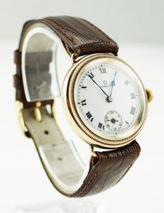 1930s gold Omega