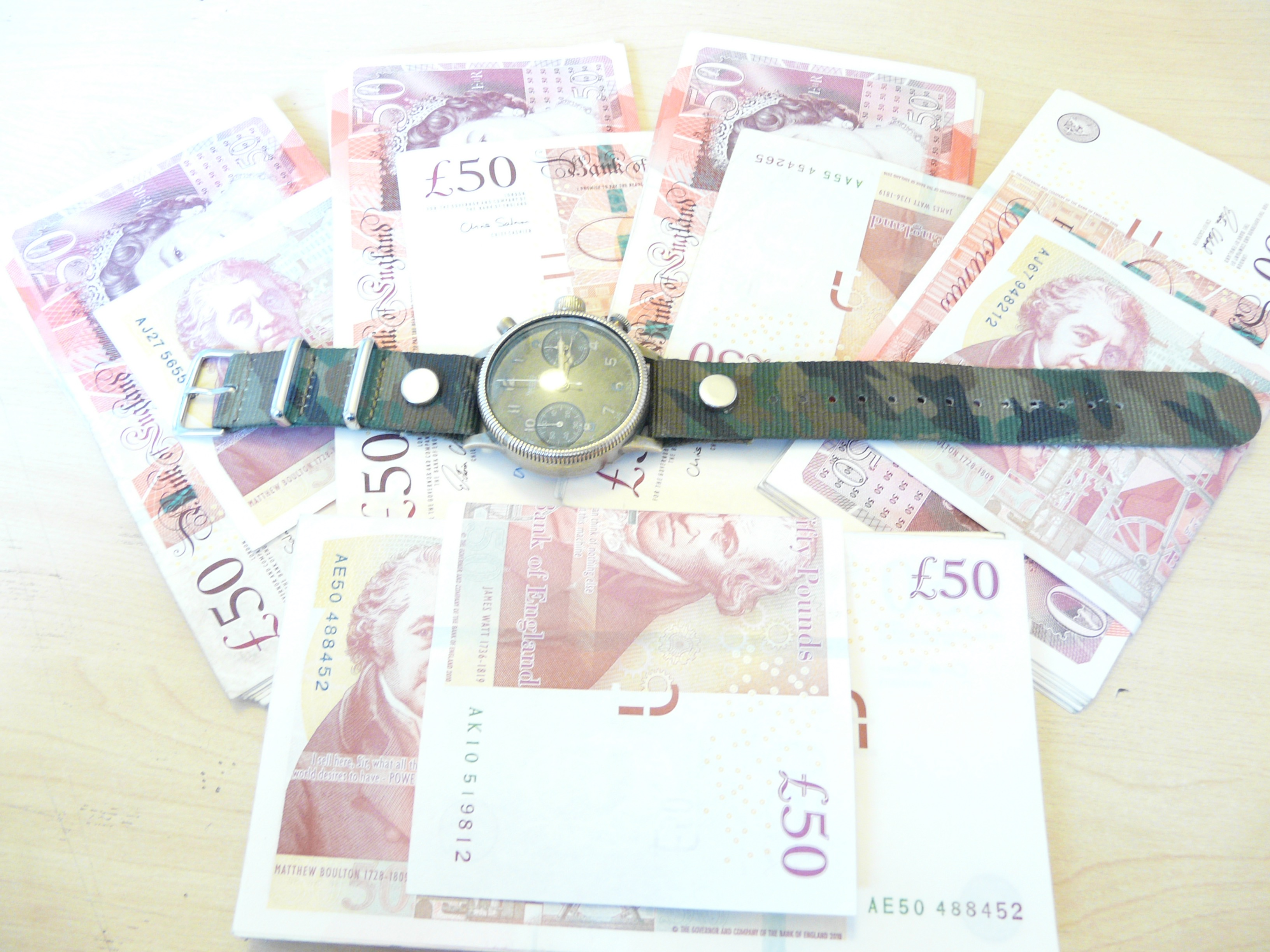 cash for vintage watches