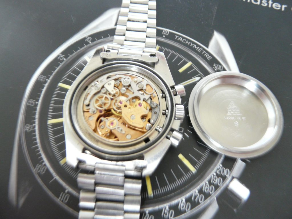 Picture of Speedmaster movement    10 Of My Favourite Watches