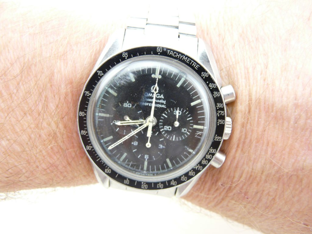 Omega Speedmaster 1st in my 10 favourite watches