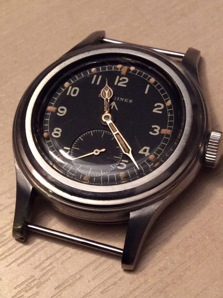 Longines WW2 watch