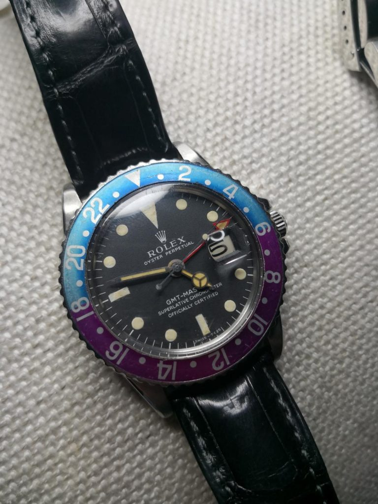 SELL ROLEX GMT
