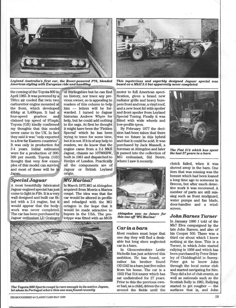 Jaguar LeMans