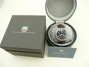 Vintage watch buyers