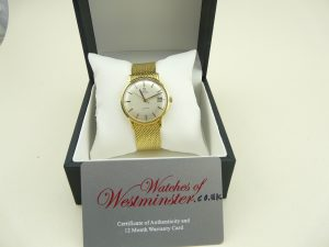 Vintage watch buyer London
