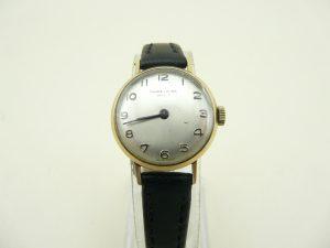ladies gold watch