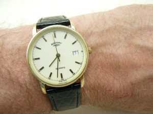 sell gold watch
