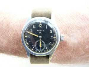 sell military watch
