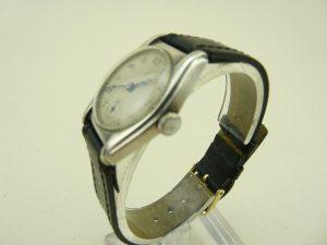 vintage silver watch
