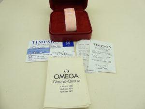 1970s Omega