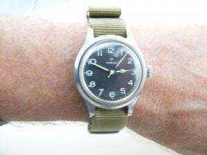 military watch buyer
